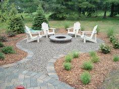 patio fire pits 18 fire pit ideas for your backyard pea gravel gas fire pits