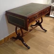 bureau de style bureau style simple bureau en poirier noirci style louis xv xix