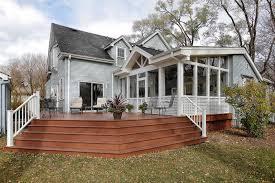 Wrap Around Deck Plans Wrap Around Porch Designs Home Planning Ideas 2017
