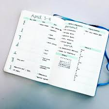 daily layout bullet journal bullet journal weekly spread zen of planning