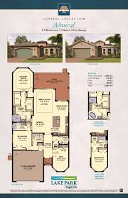 Minto Homes Floor Plans Lakepark At Tradition Port St Lucie Real Estate
