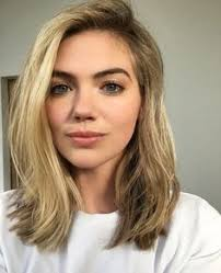 kate upton hair color kate upton gets a sexy face framing haircut see the pic lob
