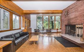 updated midcentury home with cork flooring asks 719k curbed