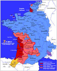 Paris France On A Map by Maps 1100 U2013 1300 Europe U2013 The History Of England
