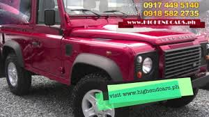range rover pickup conversion 2013 land rover defender 90 pick up diesel philippines www