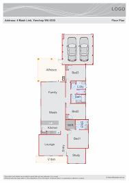colour floor plan product range standard floor plan