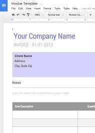 google invoice templates google invoice template 20 free word