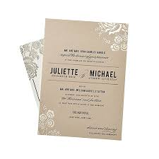 sle wedding announcements 21 wedding invitation wording exles to make your own