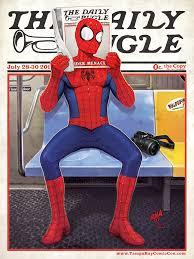 super fun spider man poster month u0027s