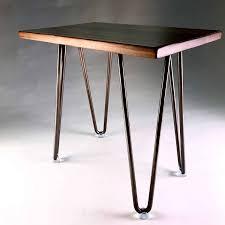 table leg floor protectors metal table legs x4 hairpin design with free table leg floor