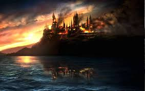 muggles not harry potter saved irl hogwarts great hall from fire