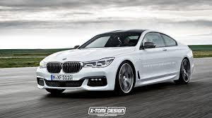 bmw 8 series rendering looks ready to tackle s class coupe