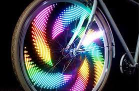 bike lights for night riding monkeylectric led bike wheel lights jebiga design lifestyle