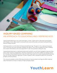 Youthlearn Inquiry Based Learning