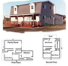 Barn Homes Floor Plans Free Pole Barn Plans Gambrel Pole Barn House Plans Home Design