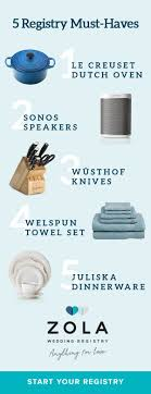 how to make wedding registry 149 best zola wedding registry 06 28 2017 7 images on
