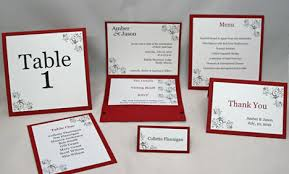 brides invitation kits tysha s charcoal and wedding reply cards with a bow