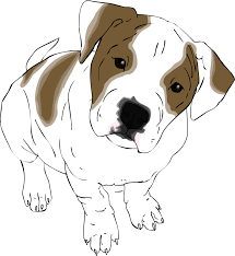 american bulldog pup by tha baist on deviantart
