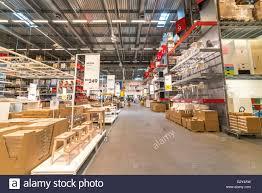 Ikea Malaysia by Kuala Lumpur Malaysia May 22 2016 Warehouse Storage In An
