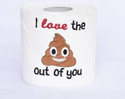 Funny Bathroom Gifts Anniversary Funny Etsy