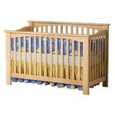 Converter Cribs Atlantic Furniture Convertible Crib In Maple Free