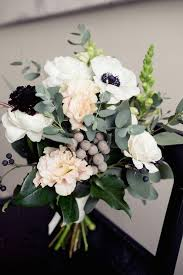 wedding florist near me gorgeous anemone bouquet ideas simple colors sprouts and floral