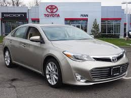 certified used toyota avalon certified pre owned 2014 toyota avalon ltd 4dr car in greenvale