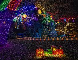 christmas lights wichita ks illuminations 2017 at botanica wichita area events