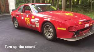 1984 porsche 944 specs 1984 porsche 944 race car for sale