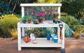 how to build a potting bench this old house
