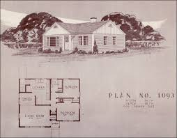 home building floor plans minimal traditional home plans 1940s post war house design no
