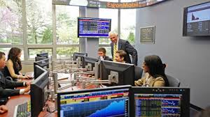 adelphi university recreates trading floor newsday