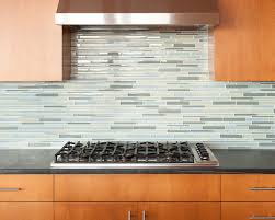 Modern Glass Tile Backsplash - Modern backsplash tile