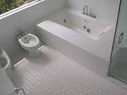 bathroom vinyl flooring ideas bathroom white tile bathroom floor 14 white square