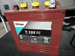 golf cart batteries trojan t 105 the best cart