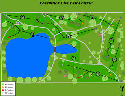 Longmont Colorado Map by Courses U2013 Longs Peak Disc Golf Club