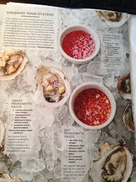 mignonette cuisine mignonette sauce food sauces oysters and foods