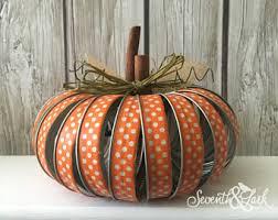 Homemade Fall Decor - diy fall decor etsy