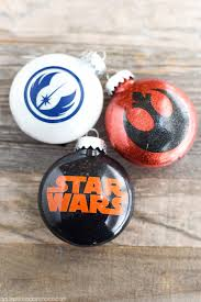 diy wars ornaments a pumpkin and a princess