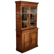 rosewood china cabinet for sale antique display cabinet tall victorian rosewood bookcase circa