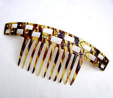 antique hair combs antique hair comb ebay