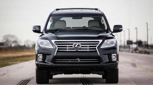 lexus hennessy hennessey supercharges the lexus lx 570 to produce 500 bhp video