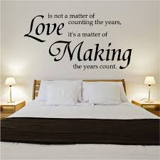 Bedroom Sayings Wall Wall Stickers Gallery Wall Sticker Quotes U0026 Words Love