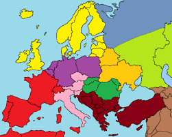 Blank Maps Of Europe by Image Blank Europe Map Jpg The Antarctic Alliance Wiki