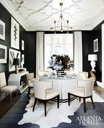black dining room dining room design by beth webb beth webb interiors