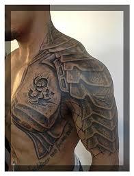 3d wing shoulder artwork for and
