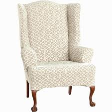 wingback chair slipcovers fresh wingback chair cover 39 photos 561restaurant com