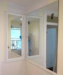 Bathroom Mirror Frames Frame A Mirror With Molding 108 Trendy Interior Or Bathroom Mirror