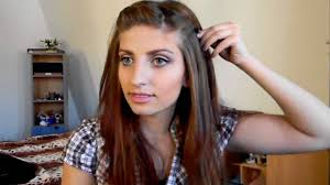 How To Make Hairstyles For Girls by 5 Fast And Easy Hairstyles Youtube