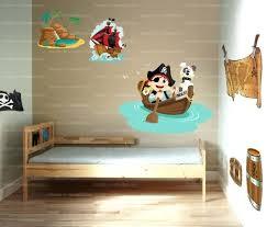 chambre garcon pirate stickers chambre enfant drapeau de pirate vente sticker pour dacco